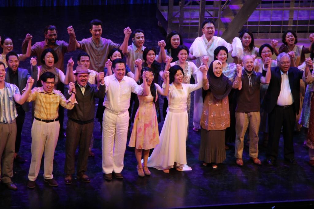 Singapura: The Musical - Premiere and Gala Night - Alvinology