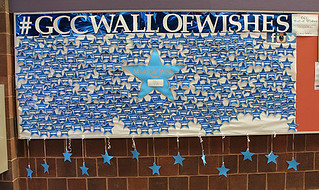 Tue, 06/02/2015 - 13:48 - A photograph of Make-A-Wish STARs purchased and on display at GCC