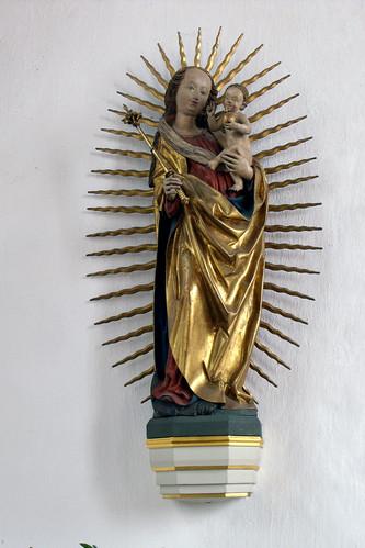 St. Ägidius, Wolfmannshausen, St. Maria