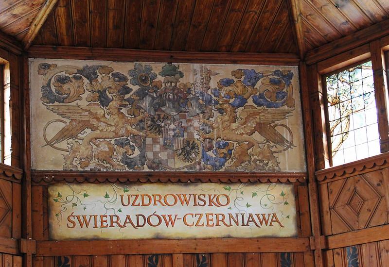 Świeradów-Zdrój / Flinsberg - das alte Kurhaus