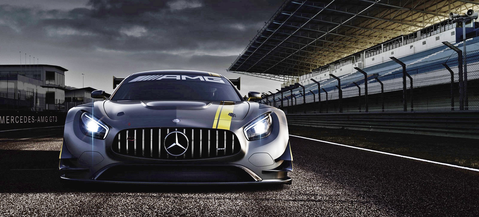 Project cars new mercedes amg gt3 previews virtualr sim racing - Iracing 2015 Mercedes Amg Gt3 License Agreement Announced