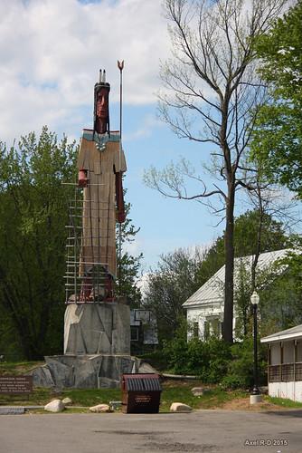 statue skowhegan maineme
