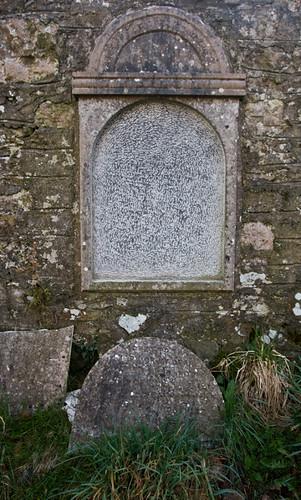Plunkett Church stone