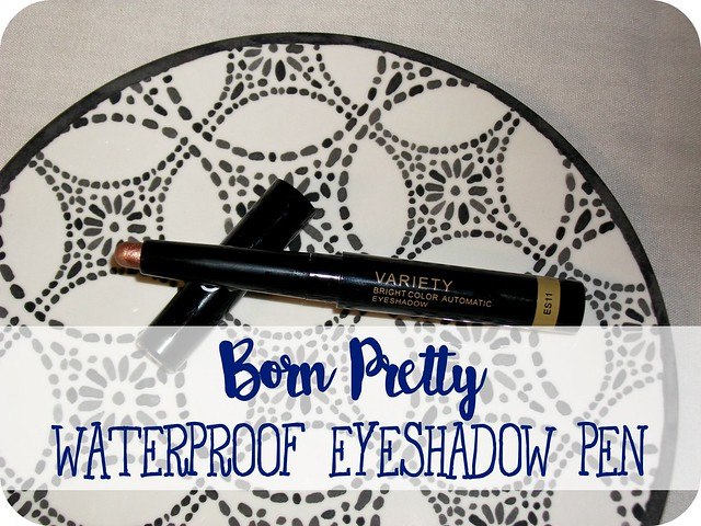 Born Pretty Waterproof Eyeshadow Pen
