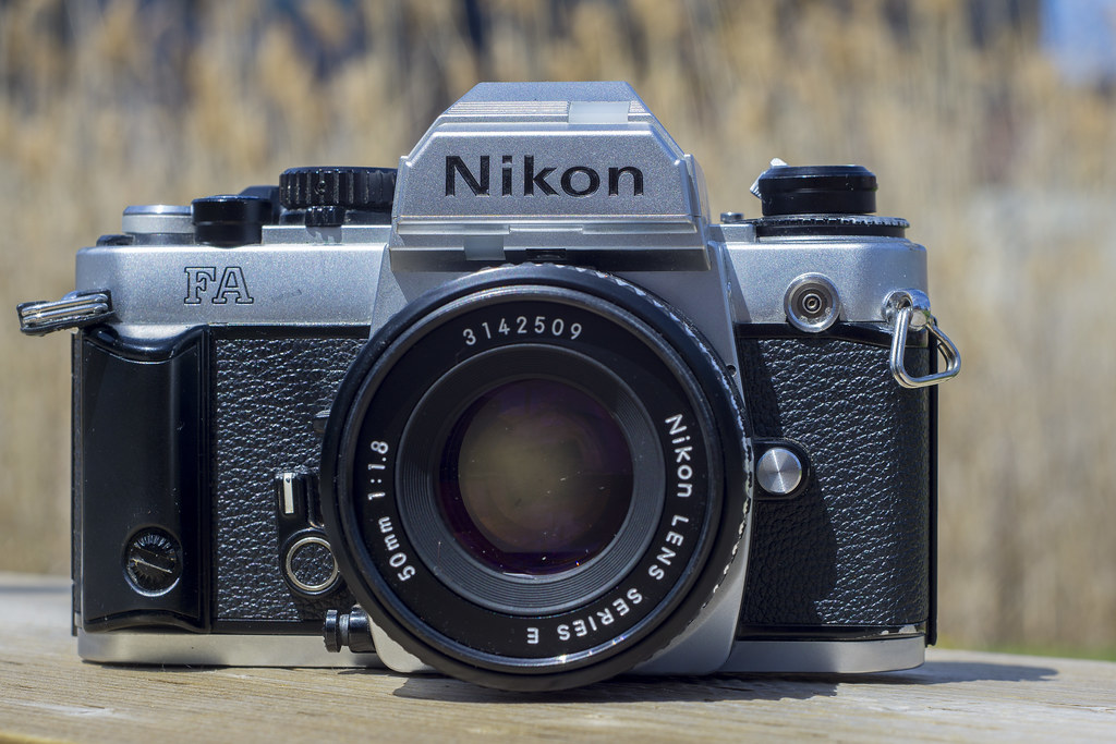 CCR Review 38 - Nikon FA