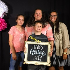 Happy Mother's Day to my wife @lbforehand (Lisa) from me, Brooke, Hannah, & Wes. Also happy Mother's Day to my mom (Joyce) and to my mother-in-law (Donna). The job is thankless most days but all three do it wonderfully with love and grace. I love them all