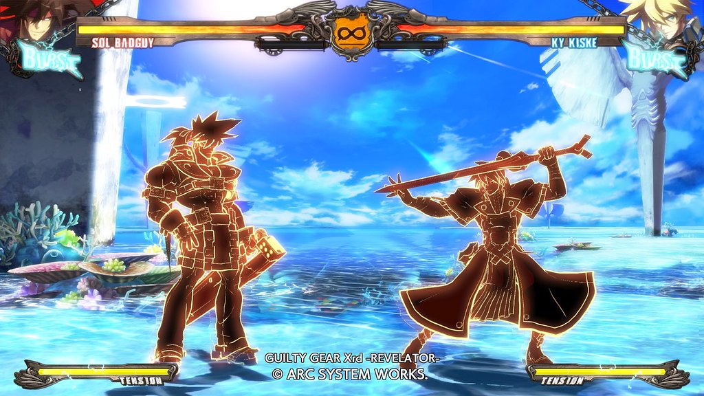Guilty Gear Xrd -REVELATOR-, PS4, PS3