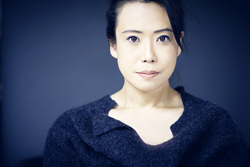 滑川真希 Photo by Andreas H. Bitesnich