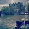 Remains of Kings Day in the gracht :crown::tada: