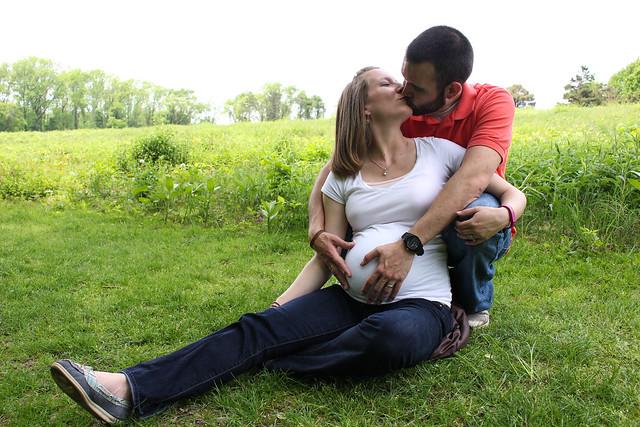 Baby J Maternity Pics