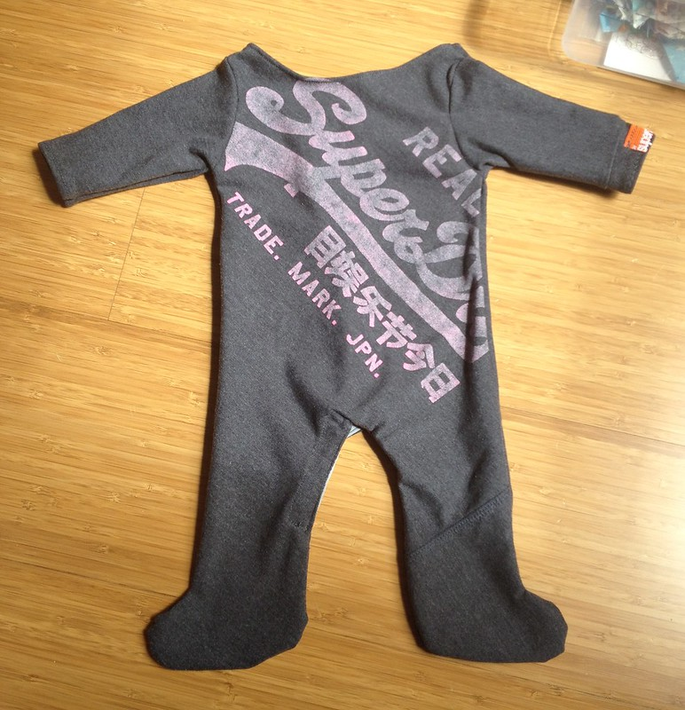 Superdry Baby Grow Back