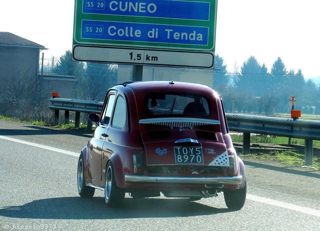 Fiat-Abarth 695SS