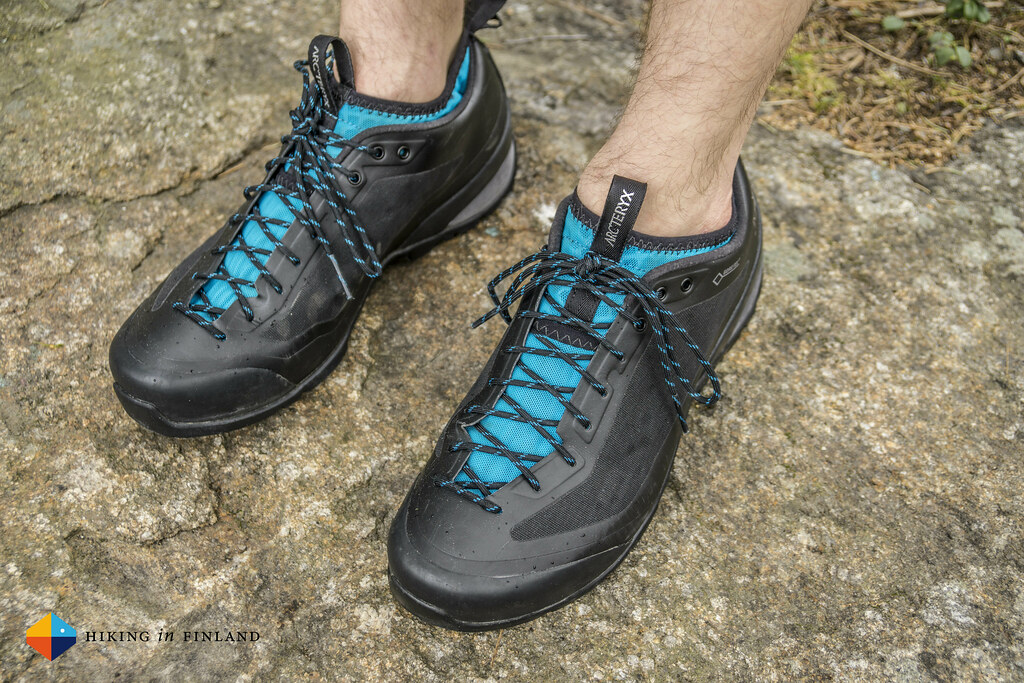 Arc'teryx Acrux² FL GTX - Made for approaches