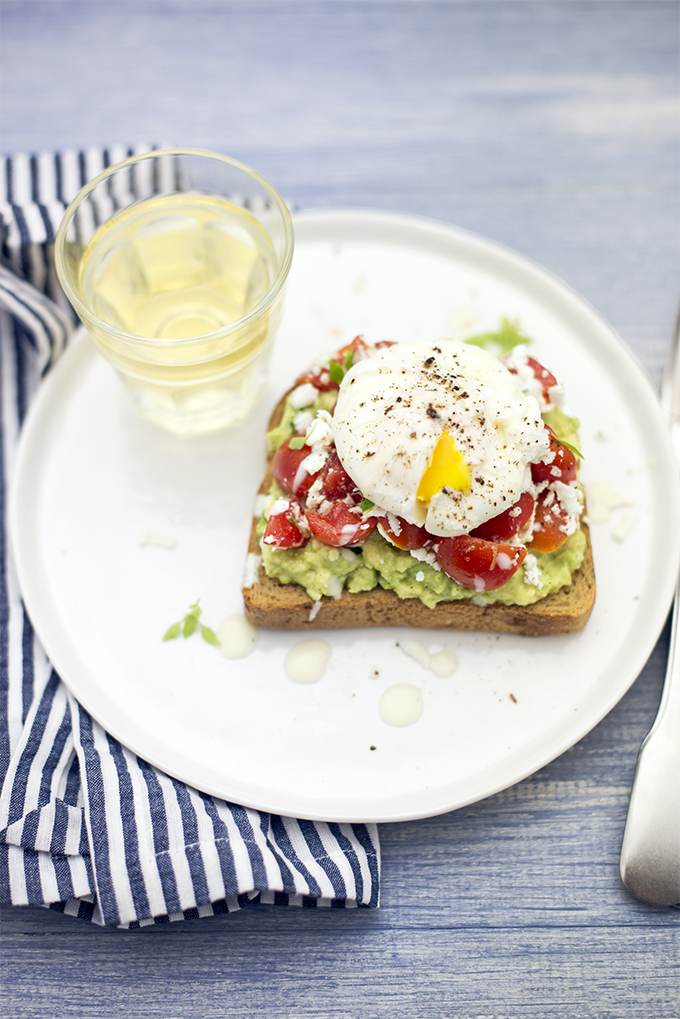 avo and egg toast blog