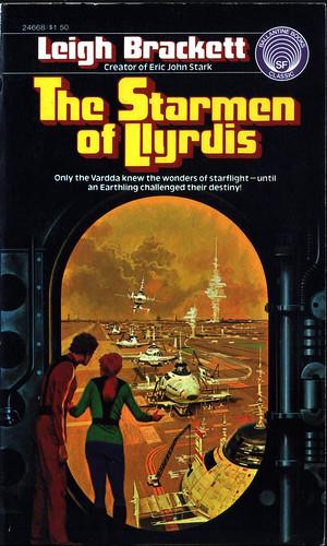 The Starmen of Llyrdis (1976)