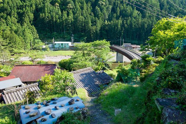 Nearing Koguchi