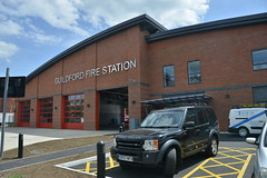 New Guildford Fire Station