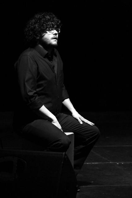 JOSÉ TOMÁS, GUITARRA FLAMENCA - TEATRO EL ALBÉITAR 19.05.16