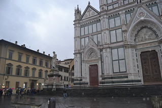 Basílica di Santa Croce. Florencia (Italia)