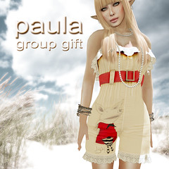 !gO! Paula - gift group