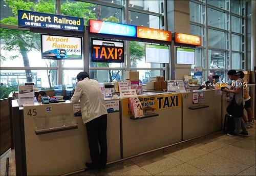 仁川機場、首爾交通_002