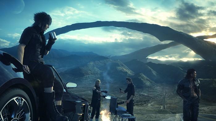 Novidades sobre o novo jogo de Final Fantasy XV