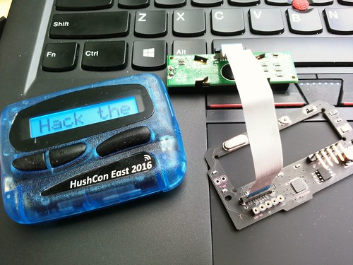 Hack the planet at hushcon 2016