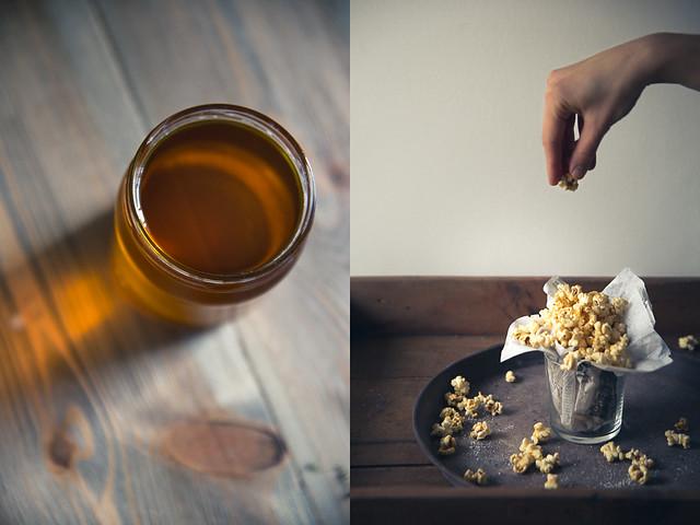 Crazy Addictive Gheesy Popcorn | Cashew Kitchen