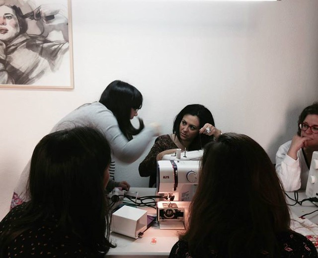 taller de costura - hombre cactus - vila-real