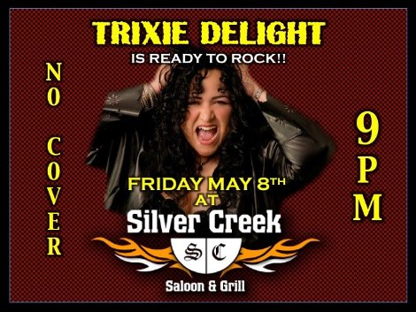 Trixie Delight 5-8-15