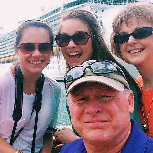 Shingleton Family Selfie