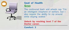 Seat of Health