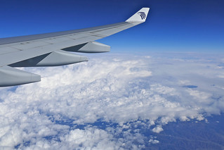 Return Flight to France