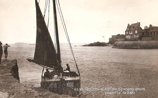 Roscoff - Cartes postales anciennes