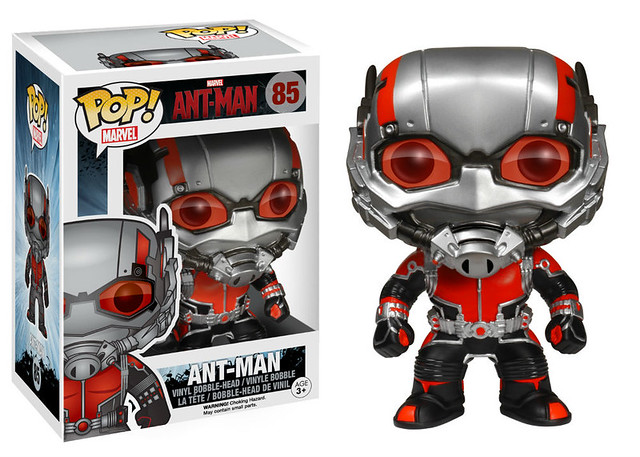 FUNKO POP! MARVEL 系列【蟻人 vs. 黃蜂人】Ant-Man & Yellowjacket