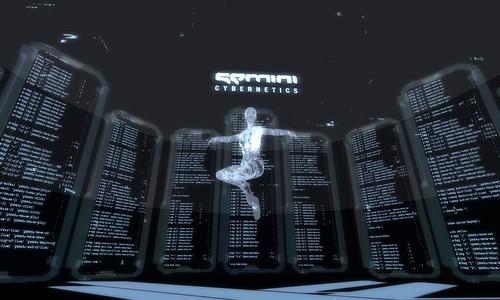 Cyberspace: Net Hack Gemini 1