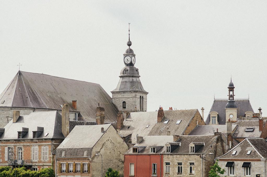 Carnet de voyage en France - Ardennes - Givet-centre