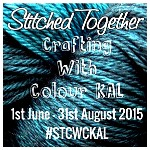 Stitched Together Crafting With Colour KAL Badge (150 x150 pixels)