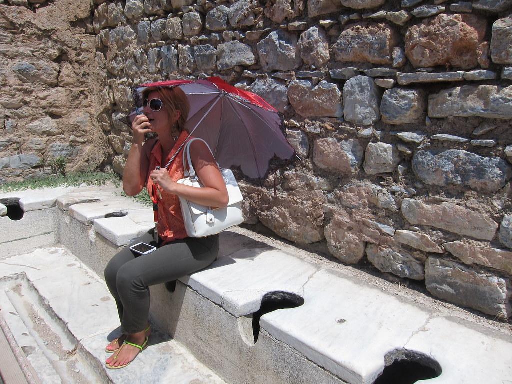 艾菲索斯Efes_廁所