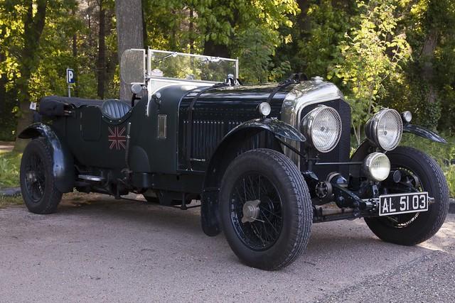 Bentley 3.5 L Drophead Coupe - 1935