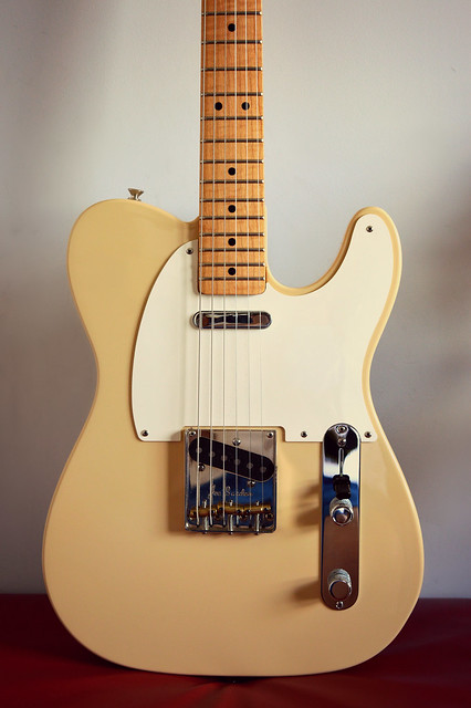 Photo:2007 Fender Classic Player Baja Telecaster (Desert Sand) By Freebird_71