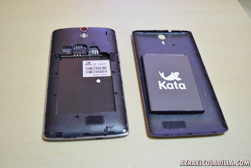 Kata M3 smartphone from Kata Digital Philippines - 5.5-inch Super HD, 1.7GHz Octa Core, 16MP+8MP Camera, Dual SIM, 2GB RAM & 16GB Storage