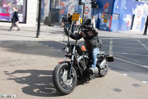 Harley Davidson ? London 2016