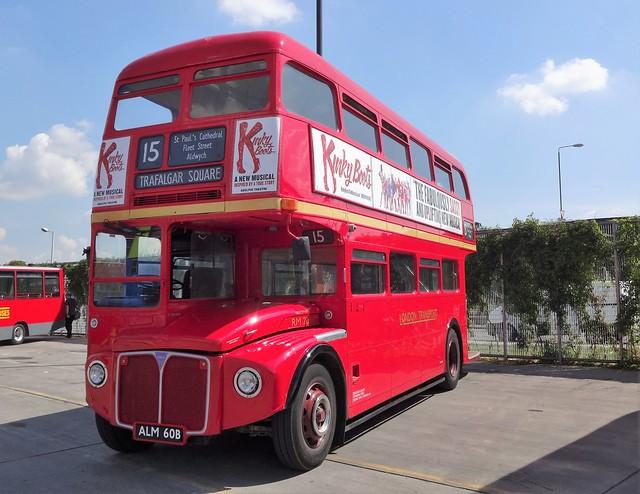 stagecoach 1964 Park Royal, Sony DSC-WX200