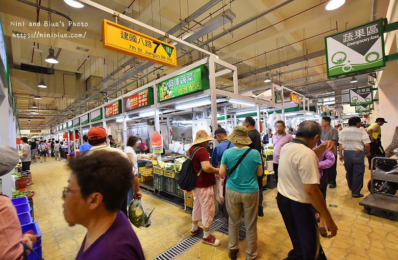 台中新建國市場火車站08