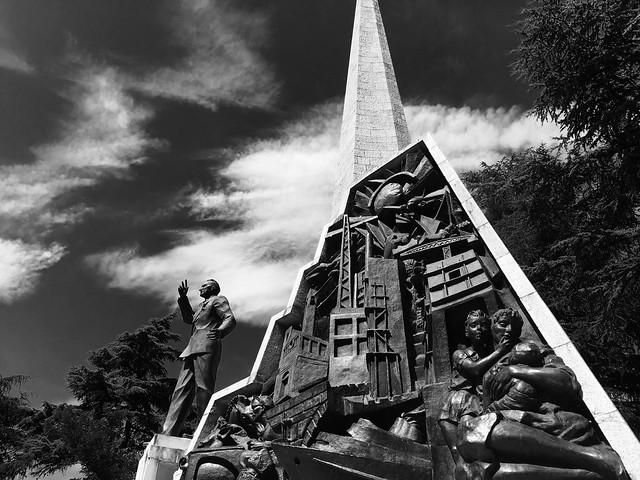 De Gasperi Monument