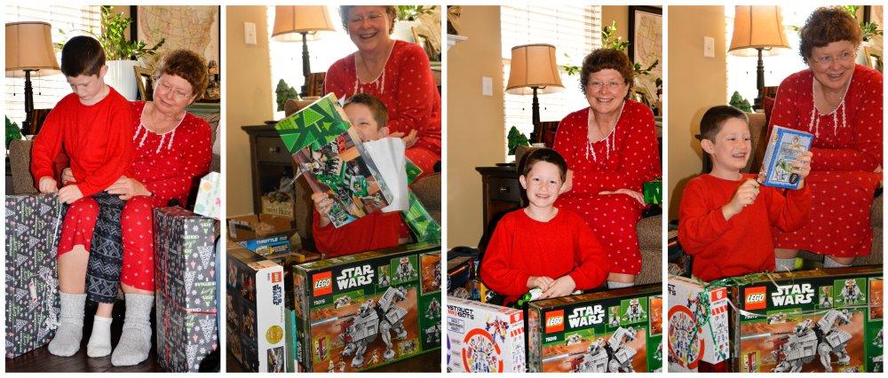 grandma and ben