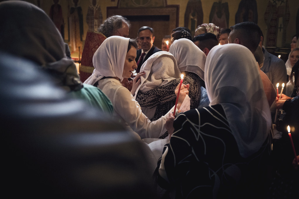 Taufe Anna Russisch Orthodoxe Kirche Des Heiligen Nikol