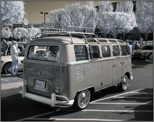VW Window Bus