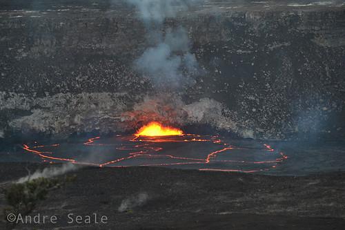 Cratera Halemaumau 4